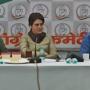 'Crossed all limits': Priyanka Gandhi skewers UP govt for activist's arrest