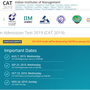 CAT Result 2019 to be declared today by 5 pm at iimcat.ac.in