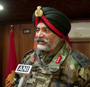 Top military commander in Kashmir says most terrorists eliminated
