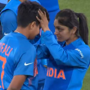 Women's T20 WC: Shafali breaks down after India's dismal display in final