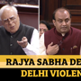 BJP, opposition spar over Delhi violence: Who said what