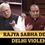 BJP, opposition spar over Delhi violence: Who said what