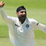 It seemed he got out looking at my face: Harbhajan names his bunny