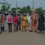 'Yamraj' walks around a town in Andhra Pradesh, warns people to stay at home
