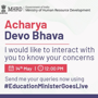 HRD Minister to conduct webinar for teachers on May 14