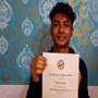 Aligarh mechanic's son tops at US high school