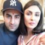 Raksha Bandhan 2020: Riddhima shares selfie with Ranbir Kapoor