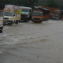 News updates from Hindustan Times at 5 PM: With heavy rains lashing Mumbai, Thane, train and bus services come to standstill and all the latest news