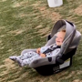 Baby's 'reaction' to mom missing golf shot will make you giggle hard. Watch