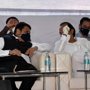 Months after oath-taking ceremony, Fadnavis and Ajit Pawar share dais