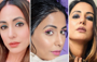 Hina Khan's eye make-up game is perfect for masked fashion amid Covid-19