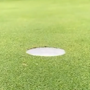 Ever wondered how a hole in a golf course is made? This clip has the answer