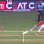 Sehwag and Preity Zinta fuming after an umpiring howler in DC vs KXIP match