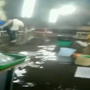 Heavy rainfall leads to waterlogging in Covid-19 hospital in Mumbai
