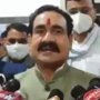 MP's Narottam Mishra apologises after saying he never wears masks