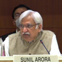 'New normal for world's biggest election amid Covid', says CEC Sunil Arora