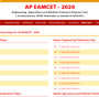 AP EAMCET answer key 2020 released at sche.ap.gov.in, here's how to check