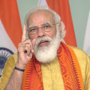Farm bills, black money, MSP: What PM said at Namami Gange Mission event