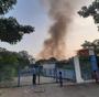 Fire breaks out at company office in Maharashtra's Thane