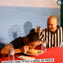 Woman bags title for finishing 100 gm of pasta in record time