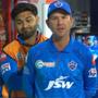 Rishabh Pant mimics Ricky Ponting during Delhi Capitals run-chase - WATCH