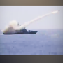 Watch: Navy demonstrates combat readiness; missile sinks target in practice drill