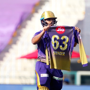 Nitish Rana wins hearts with emotional gesture after sensational fifty