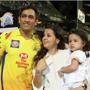 'It's just a game': Sakshi Dhoni's heartfelt poem after CSK get knocked out