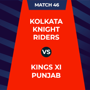 IPL 2020 - KKR Vs KXIP, 1st innings: Live Updates: Score after 5 overs