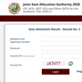 JoSAA 3rd seat allotment result 2020 declared at josaa.nic.in, here's direct link to check