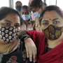 Khushbu Sundar detained on way to protest  VCK chief's Manusmriti comments