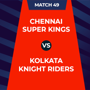 IPL 2020 - KKR Vs CSK, 1st innings: Live Updates: Score after 5 overs
