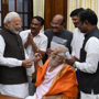 Religious guru Ramrao Maharaj passes away; PM Modi, Amit Shah pay tributes