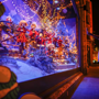 Unbowed by Covid-19, Paris store lights up Christmas display