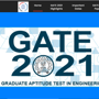 GATE 2021 application correction window opens at gate.iitb.ac.in
