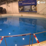 How many days does it take to empty 3.7 million litres of water? ESA shares