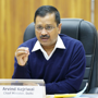Cases, positivity rate steadily declining, Kejriwal tells PM at review meet