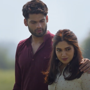 Durgamati song Baras Baras: Bhumi can't take her eyes off Karan