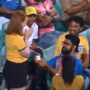Man proposes to partner during India-Australia match. Watch