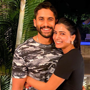 Naga Chaitanya, Samantha Akkineni are back home from Maldives vacation