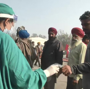 Amid fears of Covid-19 spread, medical camp set up at Singhu border