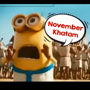 Smriti Irani reminds people the year isn't over yet with funny minion meme