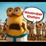 Smriti Irani reminds people the year isn't over yet with funny minion meme