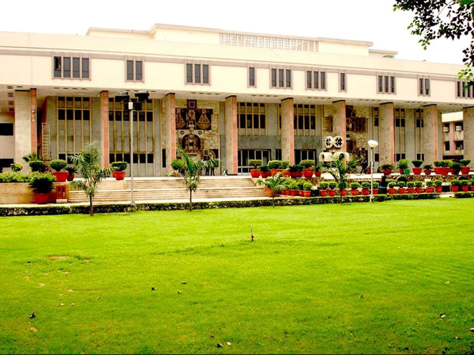 'DU has been teaching 2,310 students till now. You (BCI) decided to reduce the seats to half. We need time to decide the case. Till then let 2,310 study,' a division bench of the Delhi High Court said on Wednesday.