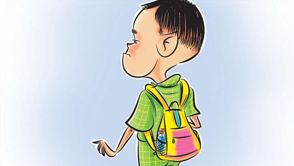 Kid,corporal punishment,school