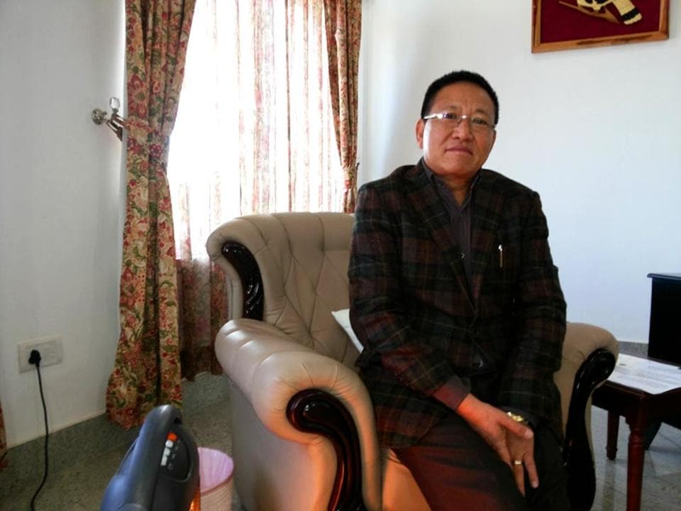 Nagaland CM TR Zeliang's Naga People's Front heads the Democratic Alliance of Nagaland (DAN) coalition government in the state of which the BJP is also a part.