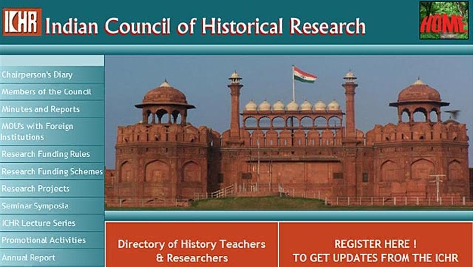 Indian Council of Historical Research (ICHR),IIT-Delhi,NDA