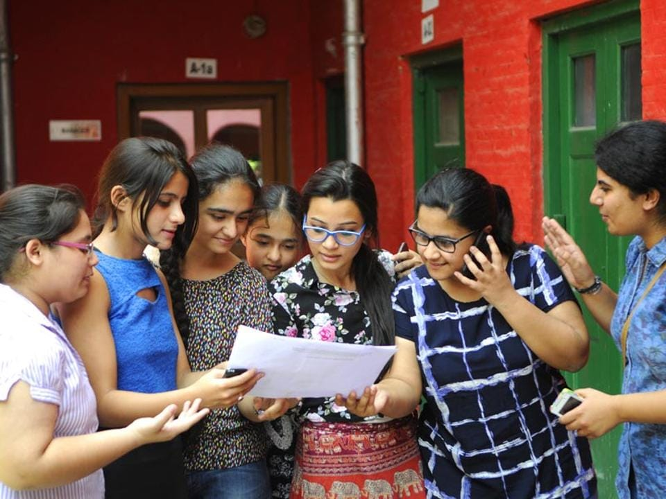 Assam AHSEC HSSLC 12th Class Results 2017 announced. (Sushil Kumar/ HT photo)