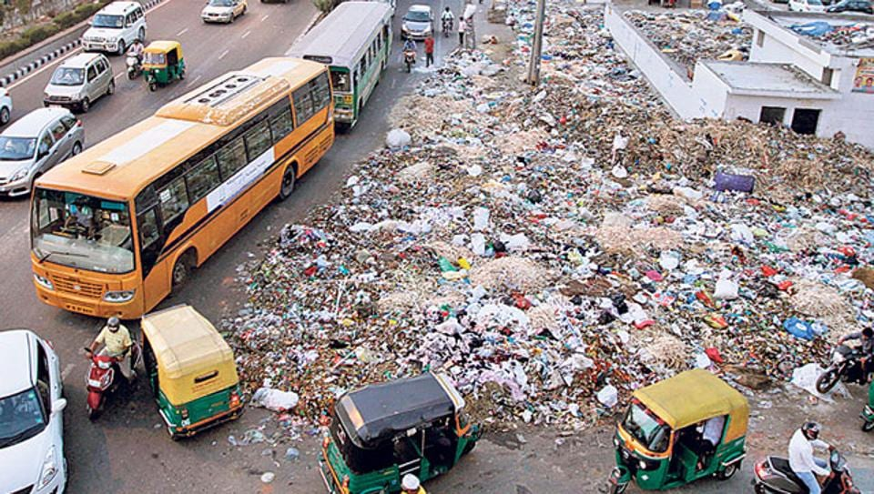 A government survey shows Delhi as one of the dirtiest Indian cities with rampant open defecation and poor waste management facilities, indicating that Prime Minister Narendra Modi's Swachh Bharat mission might not have had a big impact in Delhi