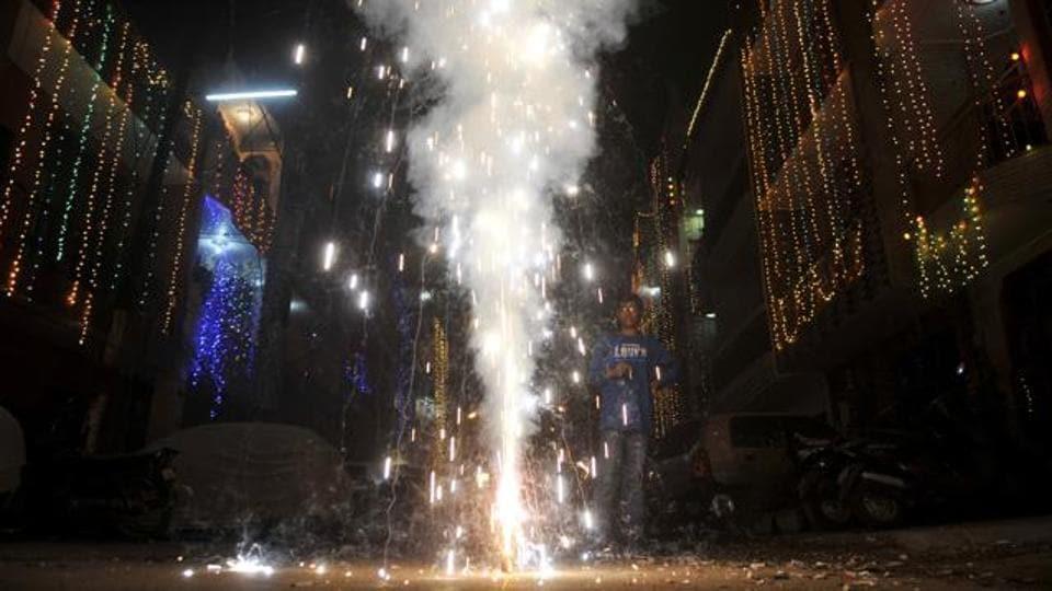 Noida,Noida news,Noida cracker ban